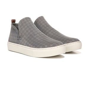 NEW-Dr. Scholl's No Worries Sneaker D.Gray Booties